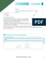 cqfd4 calcul vectoriel