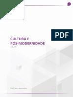 Cultura e Pós-Modernidade - Aula 05 - Uninter