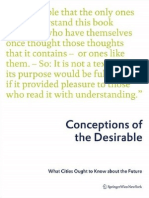 Conceptions of the Desirable