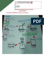 P.8.OBTENCIÓN DEL COLORANTE ROJO DE  β-NAFTOL (AZOCOLORANTE)