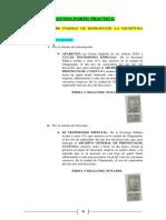 2) Segunda Parte --- Practica Notariado II