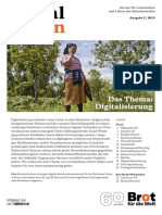 Global Lernen Digitalisierung