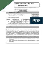 Silabo - Matematica Aplicada - Ingenieria Biotecnologica - Par 2020