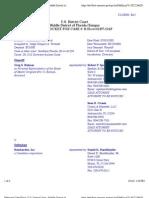 BULMAN v. BOMBARDIER, INC., et al 2nd Docket