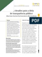 Novosdesafiostransparencia