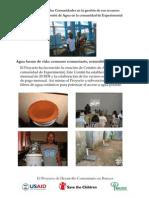 6.Comité de Agua
