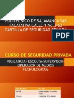 Diapositiva de Seguridad Resumen