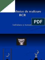 Faze tehince RCR