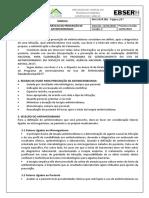 CONTROLE DE ANTI MICROBIANOS EM CLINICA MEDICA