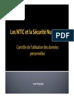 Chp4 Les NTIC et la Sécurité Numérique