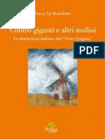 Don Quijote en Italiano
