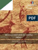 (DGP) HISTORIA DEL DISEÑO UNIDAD 1