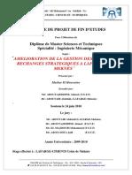 Amelioration de Lma Gestion de - Maskar El Houssaine_519