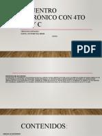 ENCUENTRO SINCRÓNICO CON 4TO A, B Y