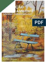 Livro Educação e Meio ambiente - Multidisciplinar