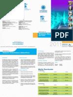 folleto diplomado 2011