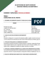 SEGUNDO PARCAL DE AUDITORIA II