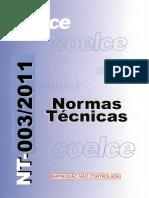 Nt-003 2011 r02 Completa Cópia Não Controlada