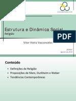 Religião e Sociologia