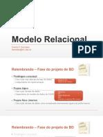 Aula 05 - Modelo Relacional