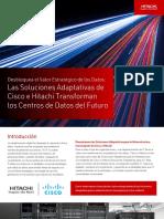 Cisco Hv Soluciones Adaptativas Que Transforman Los Centros de Datos Del Futuro, 2020