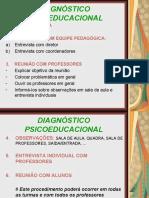 Diagnóstico psicoeducacional