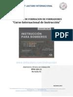 Programa Curso Internacional de Instrucc