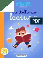 Cartilla Lectura Metodo Lectoescritura Recursosep Fran Franco