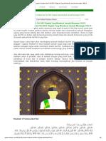 Contoh Materi Khutbah Idul Fitri 2021 Singkat Yang Membuat Jamaah Menangis 1442 H