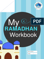 cover workbook ramadhan SD