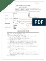 Application2 html