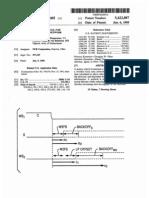 Medium access protocol for wireless local area network (US patent 5422887)