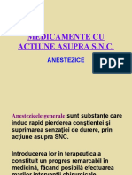 CURS NR. 4-5  ANESTEZICE MEDICINA DENTARA