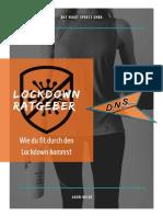 Lockdown Ratgeber v. 1.1