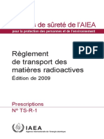 TS-R-1 2009 French