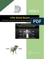 The Great Reset - Kritik von Klaus Frick