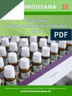 Arzneimittelverzeichnis 2019