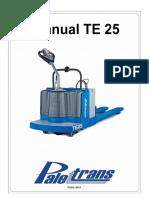 MANUAL TE 25 (NOVO)