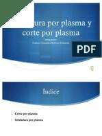 soldadura y corte de plasma