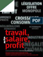 Travail Salaire Profit