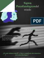Signos Psicofisiológicos del Miedo (1)