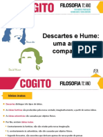 Descartes e Hume Uma Análise Comparativa