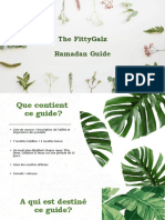 The Fitty Ramadan Guide