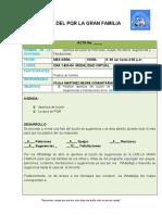 ACTA DEL PQR O BUZON DE SUGERENCIA 2021