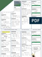 Álgebra II_Práctica De Clase N° 28_Logaritmación II_R. M. OMEGA