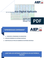 Clase Electrónica Digital