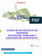 clase 02 - etapas de un proyecto de inversión