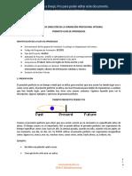 Guía de aprendizaje - Present perfect ES
