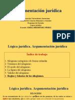 Argumentación Jurídica (Silogismo, Parte 1)