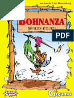 Rule Bohnanza Fr